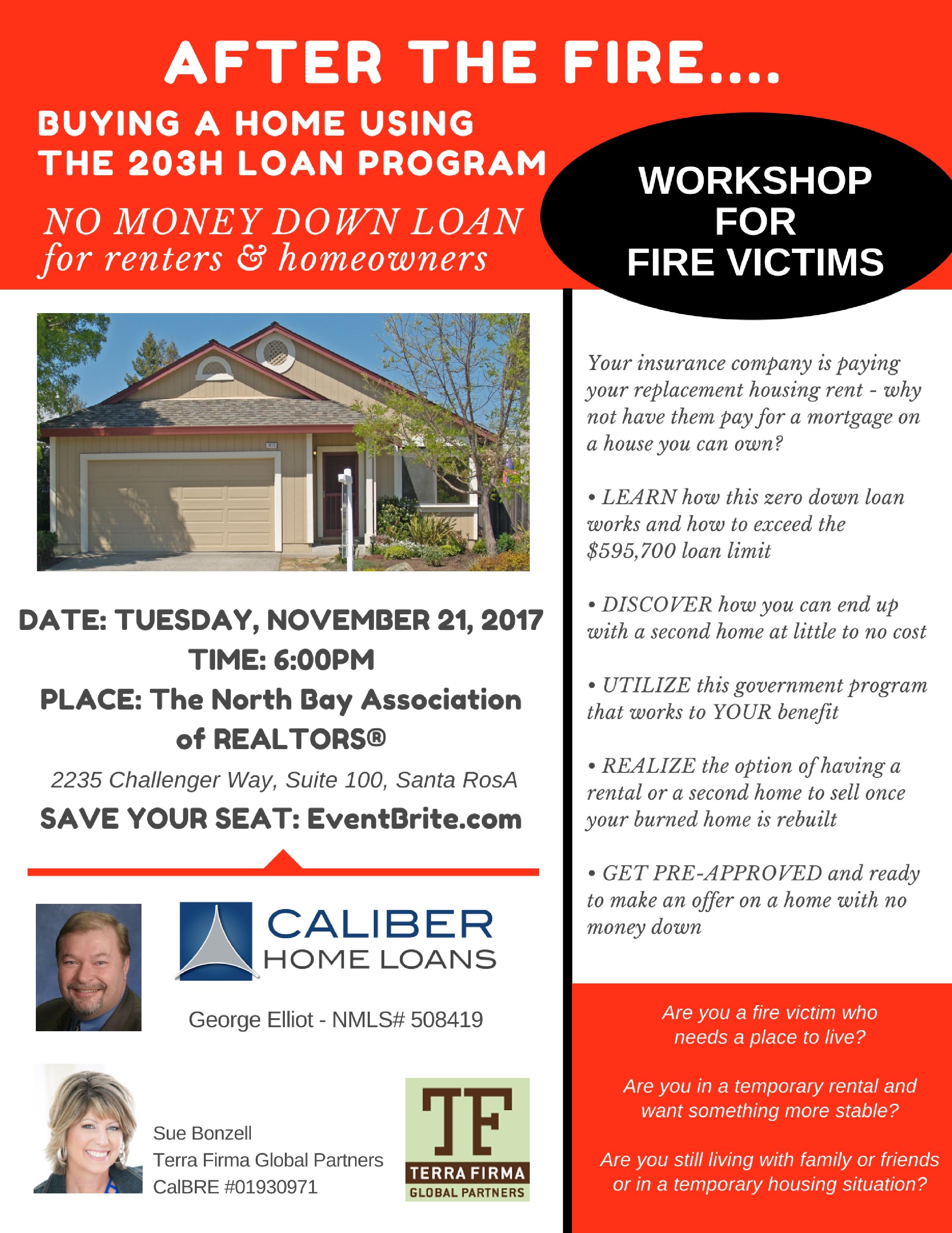 Caliber Home Loans Flyer