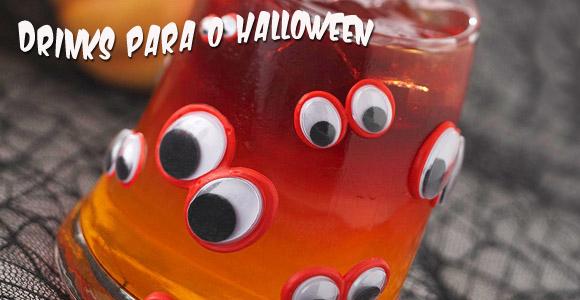 Drinks para o Halloween