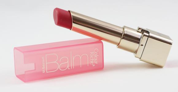 Review :: L'Oreal Colour Riche Lip Balm – Rose Elixir
