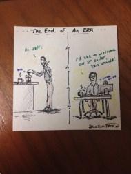 """Eric Stoller's post on InsideHigherEd """"Thankfor for BreakDrink"""""""