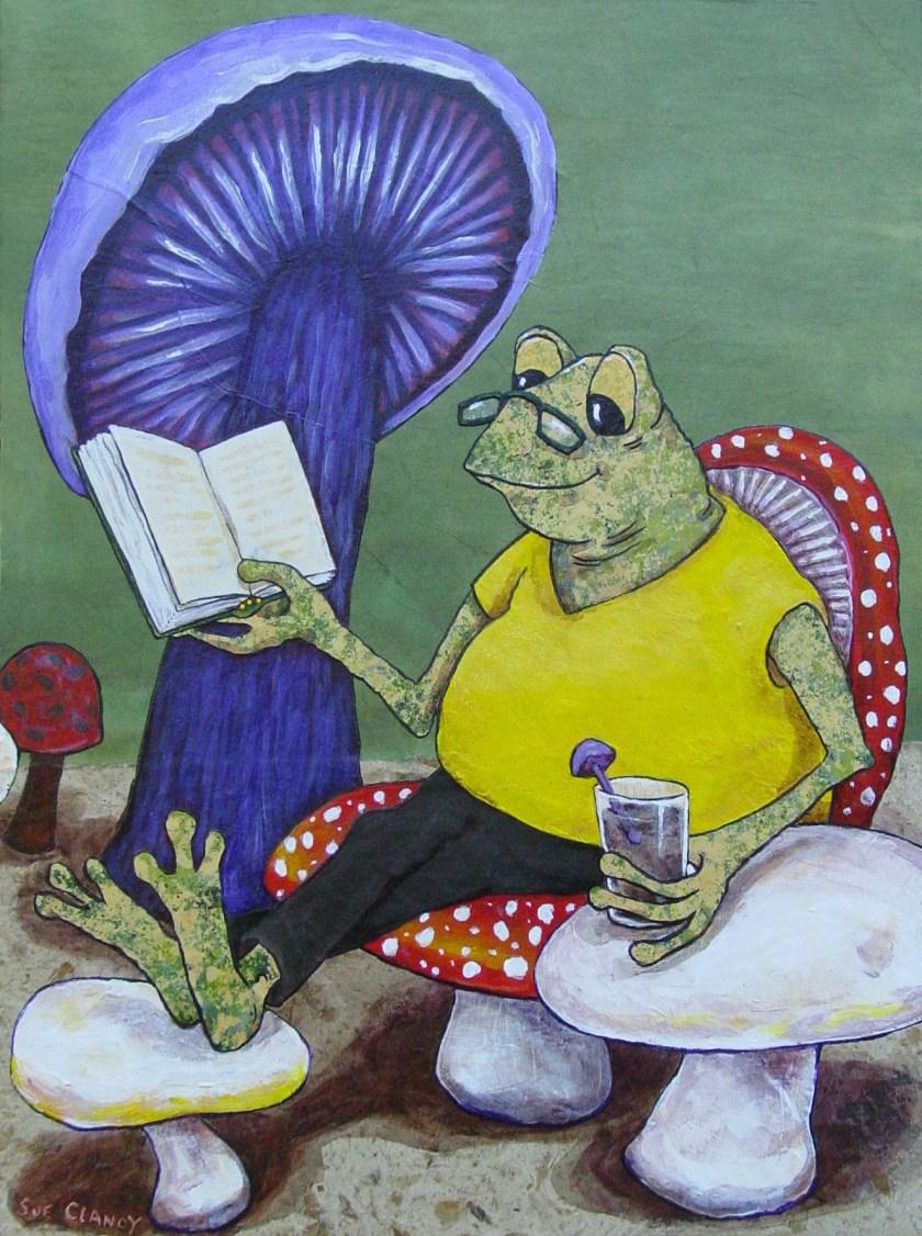 Toad Shroom