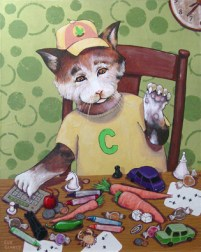 CappedCatCountingCollectables72