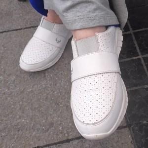 Edda Španske bele cipele