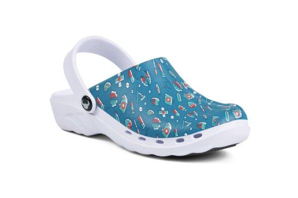 Medical klompe papuče za zdravstvo ANATOMSKE ženske