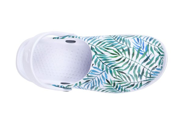 TROPICAL KLOMPE papuče Suecos za zdravstvo lake mekane medicinske (6)