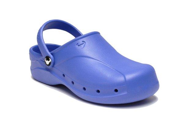 Skoll Klompe Plave + KLOMPE + Papuce SUECOS (2)