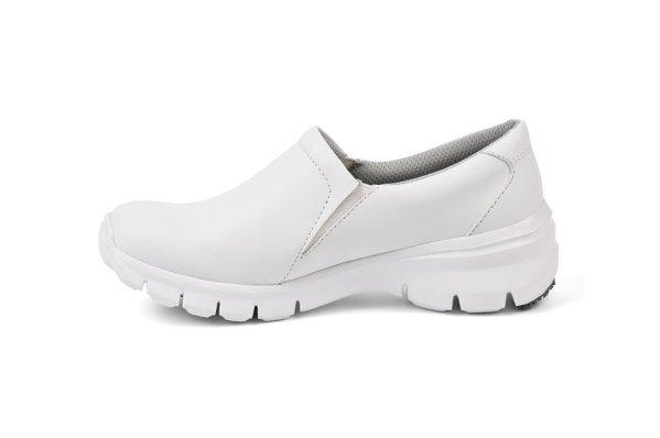 NOVA bela Španska zaštitna obuća cipele za zdravstvo farmaciju i hotelijerstvo 36,37,38,39,40,41,42 (4)