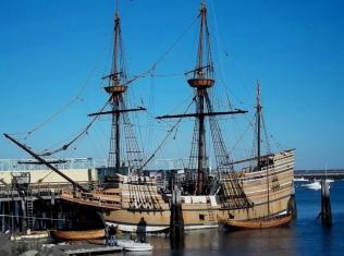 Mayflower, Pilgrim's ship