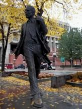 Statue of Mayor White