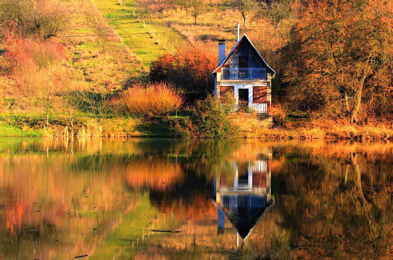 Fall Foliage Desktop Wallpaper Ferienhaus Bayern Makler M 252 Nchen
