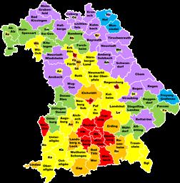 Mietpreise  Mietspiegel Mnchen Stadtteile  Karte
