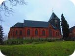 Die Kirche von Nienstedt