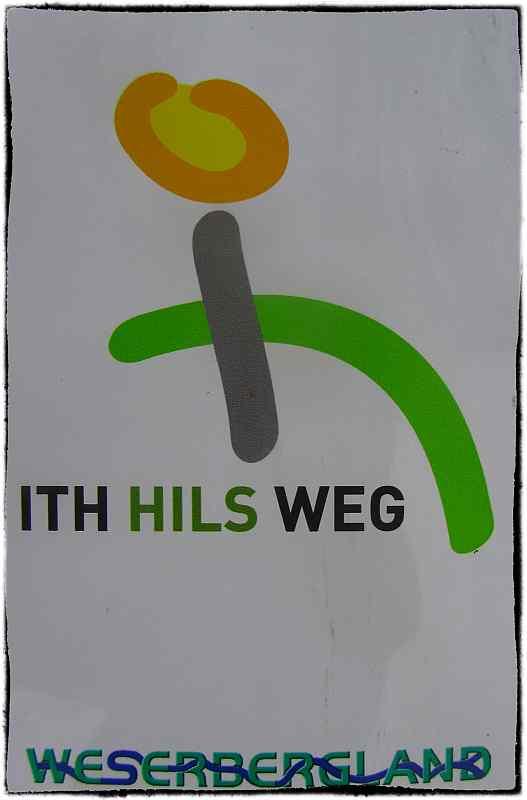 Teilstück Ith Hils Weg