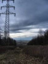 Reesberg - Blick nach Süden