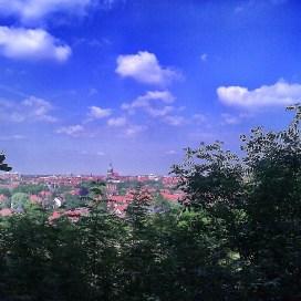 Blick auf Hildesheim