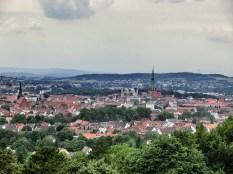 Hildesheim und die Andreaskirche