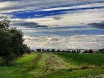 Blick Richtung Heersum