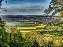 Vom Tosmarkreuz ins Hildesheimer Land