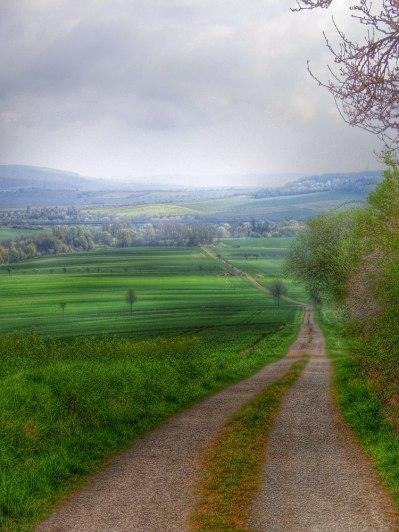Was für eine Landschaft