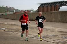 Helgoland Marathon 2014 mit Jürgen Bartsch