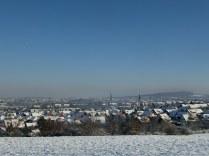 Hildesheim vom Gallberg