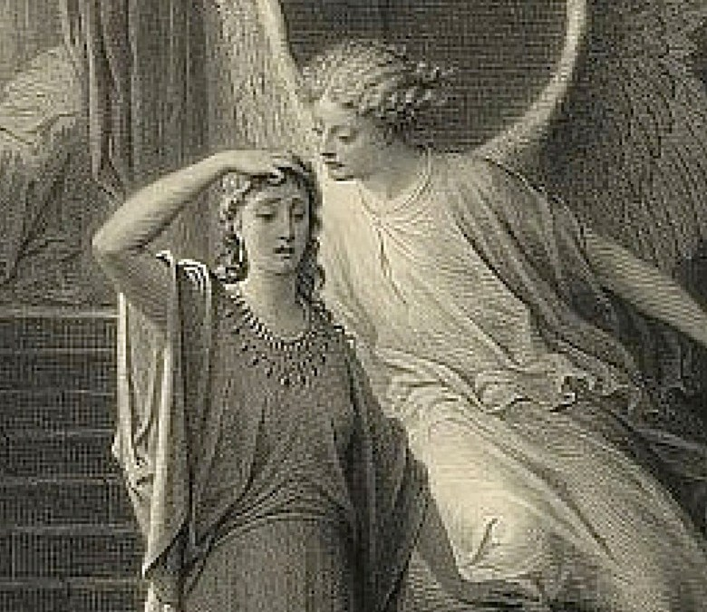 Am I Good Enough for the Angels? 4 Things to Consider When You Are Doubting Yourself.
