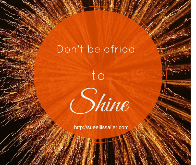 Don't Be Afraid…
