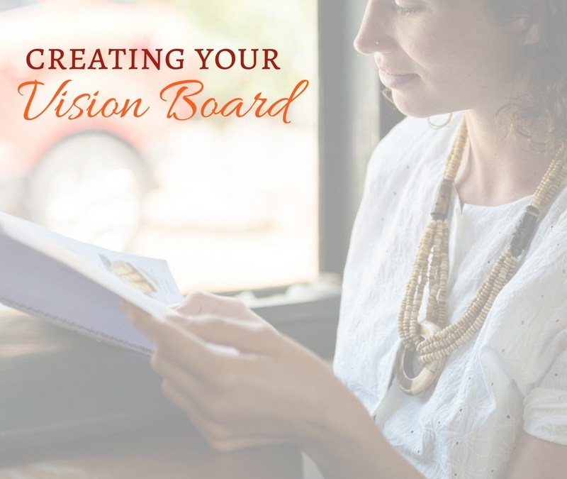 Creating a Vision Board