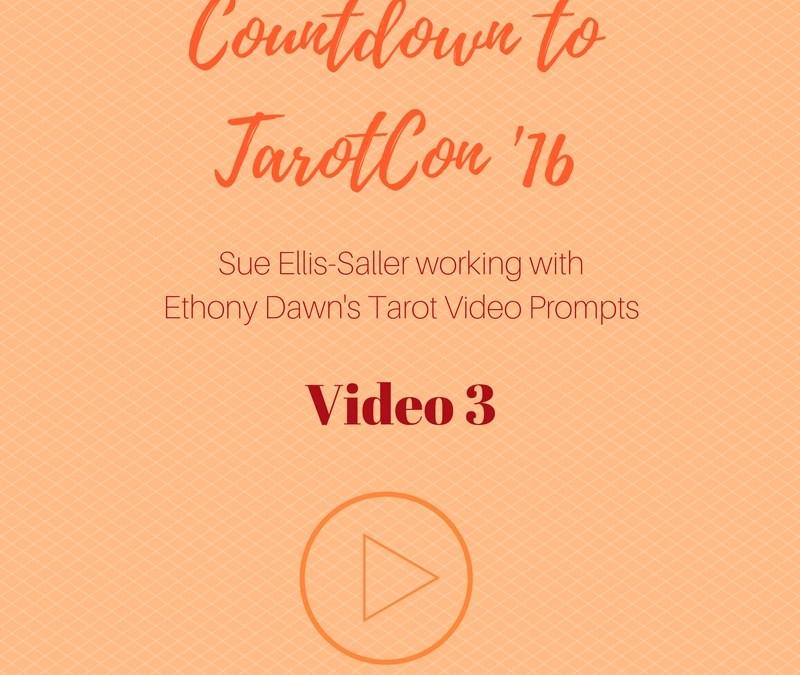 Tarot Video Challenge Day 3
