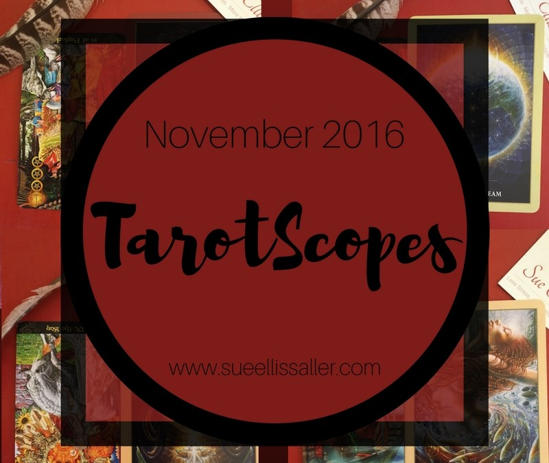 November Tarotscopes