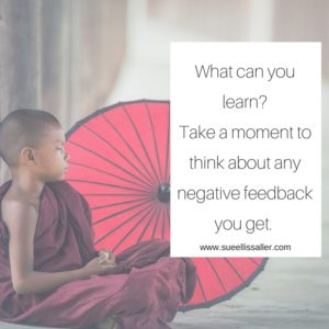 What can you learn from a negative review?