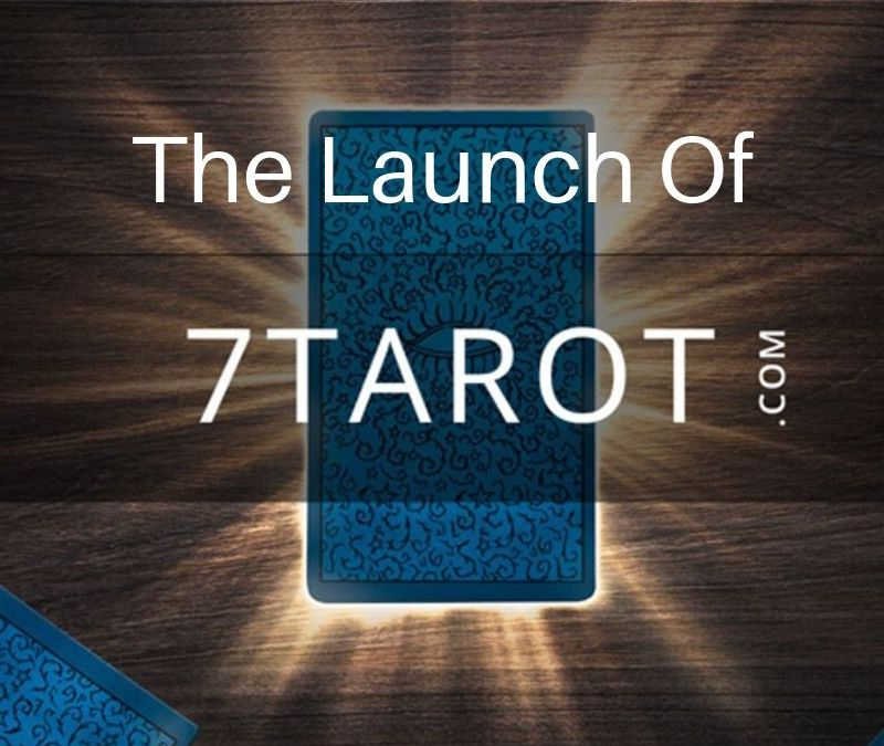 Launch Of The 7TAROT.COM Website