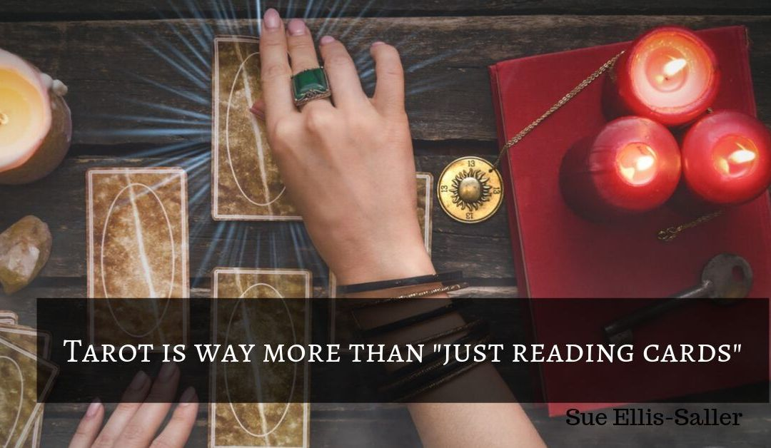 Tarot Reading Is More Than Looking At Cards…