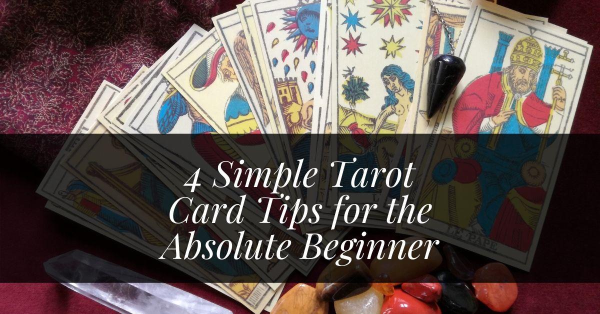 Tips for Tarot Beginners
