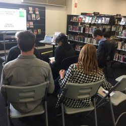 Richmond Library - Word of Mouth to World of Mouth - Developing and Online Reviews Strategy for your Business