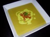 Fava and Pea soup