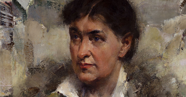 Painted Portraits of Willa Cather