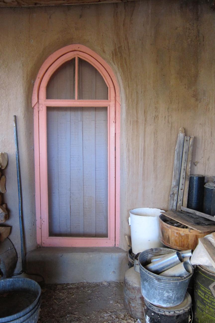 Tag Pink Adobe In Taos Sue Hallgarth