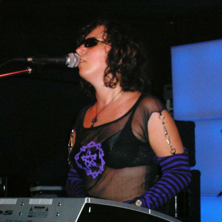 Sue Hedges at the Cavern Club, Liverpool