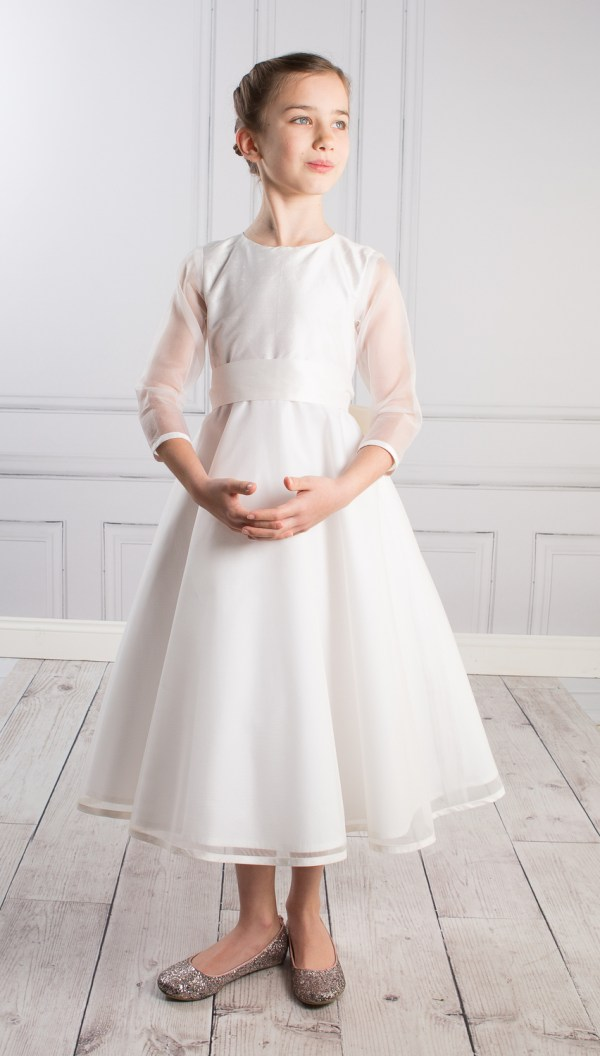 1e9dab0857ad 20+ Sophia Style Communion Dresses Pictures and Ideas on STEM ...