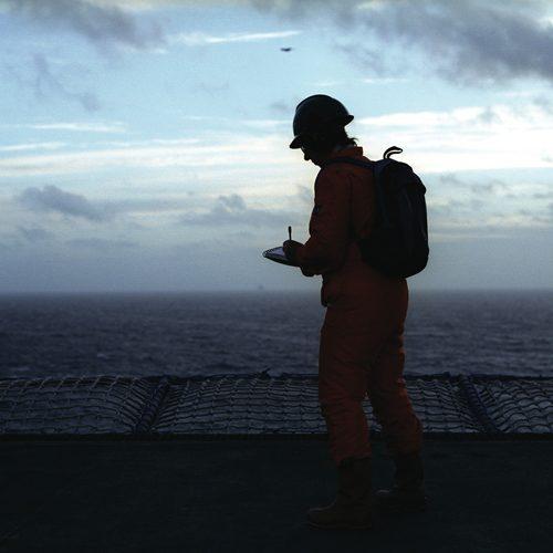 Offshore survival training – Vantage card November 2017 – November 2021