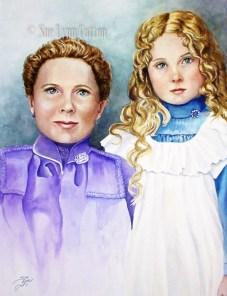 1900 Portrait Lizzie Malone $140