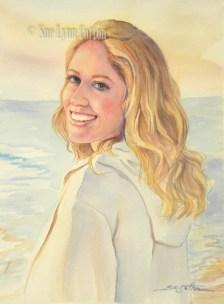 Cydnie Portrait
