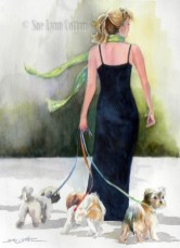 Dogwalker on St Armands $110