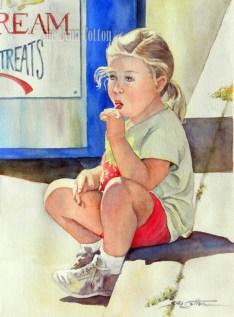 Lollipop at the Street Fair $99