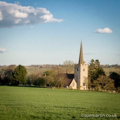 Barming Church