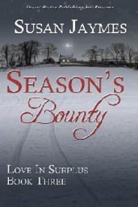 Season's Bounty (Love in Surplus, Book 3) by Susan Jaymes at www.suemcconnell.com