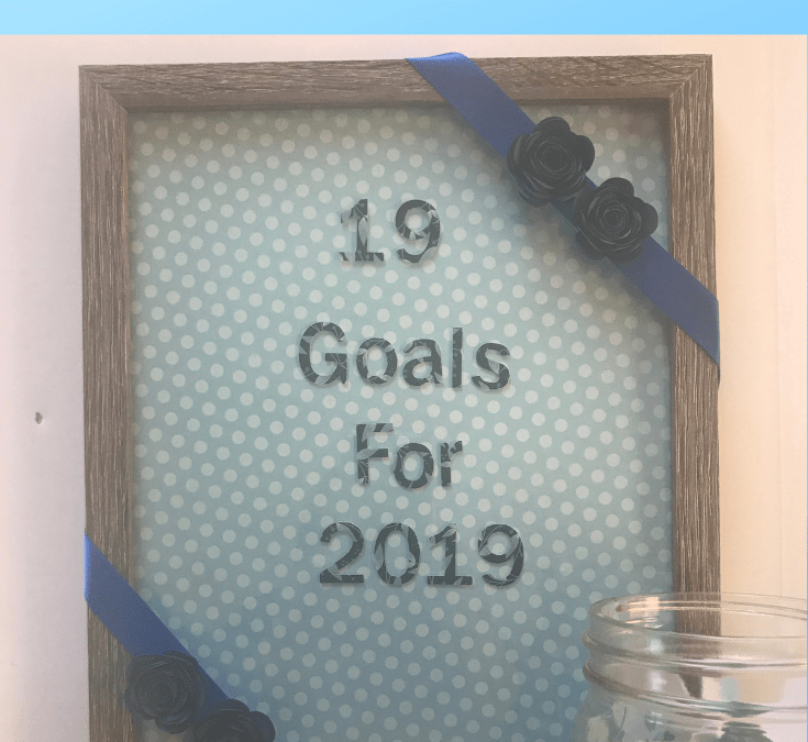 The Crafter's Way To Goal Setting.