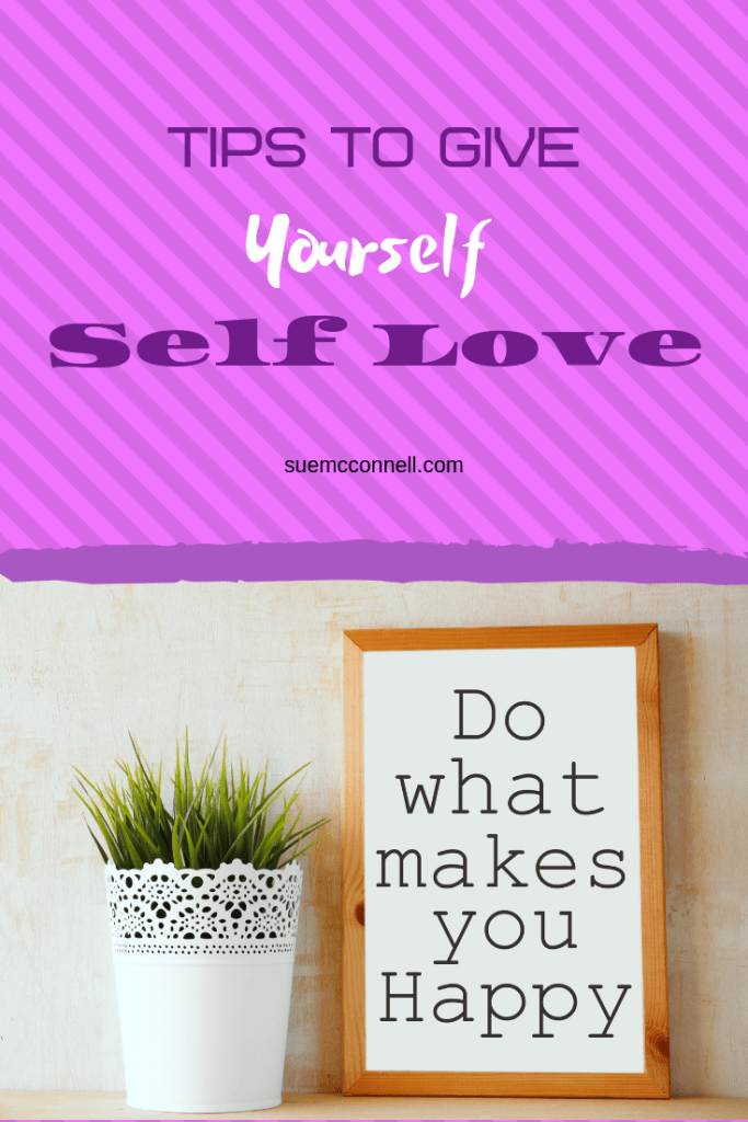 You deserve to be able to be selfish to give yourself self love and self care. I have three tips to get you started.