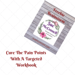 Cure the pain points of your customer using a workbook you created.